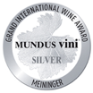 Medalla de Plata para Hello World Petit Verdot 2015 en Mundus Vini
