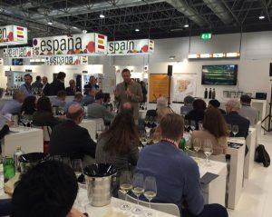 Cinco vinos de la D.O. Ribeiro entre los 100 mejores de España en Prowein Alemania