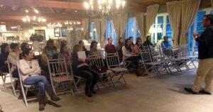 La Ruta do Viño Rías Baixas ofreció un curso sobre ventas