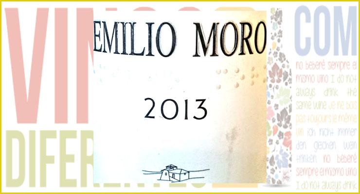Emilio Moro 2013. D.O. Ribera del Duero.