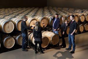 El Enobús de Rioja alavesa inicia en marzo su nueva temporada de visitas