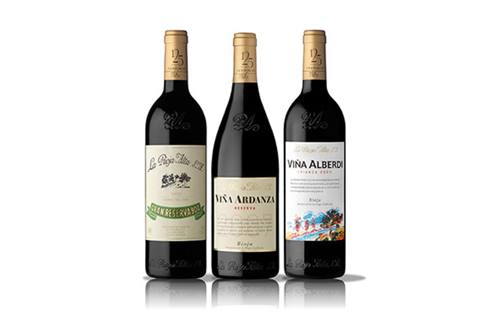 La Rioja Alta, única bodega española en el Top 10.