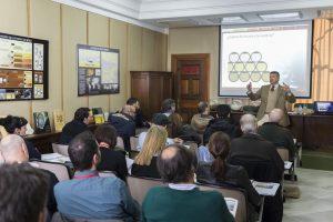 XIV edición del curso de formadores homologados del vino de Jerez
