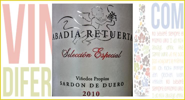 Abadía Retuerta Selección Especial 2010.