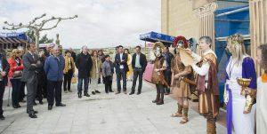 Navaridas dedica a Alemania la IV Feria Histórica del Vino