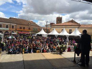 La Ruta del Vino de rueda se suma a la IX Fiesta del Verdejo de la Seca.