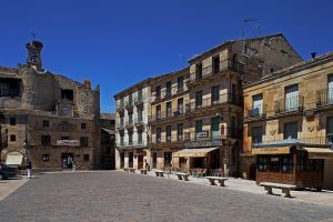 III Feria del Vino y El Queso Segoviano
