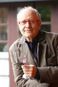 El crítico vinícola José Peñin