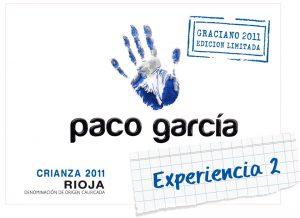 Paco García Experiencia Etiqueta Frontal Experiencias 2