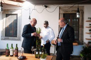Rioja toca las palmas: razón, corazón y ser