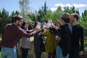 El próximo fin de semana llega la recta final de VÍVID, la fiesta del enoturismo de la Costa Brava