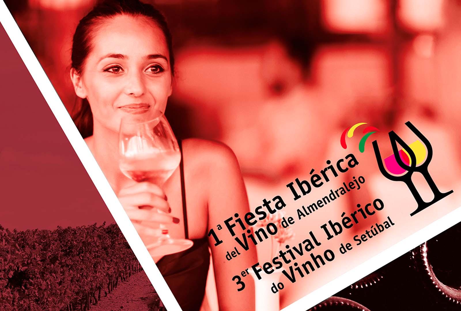 Fiesta Ibérica del Vino en Almendralejo.