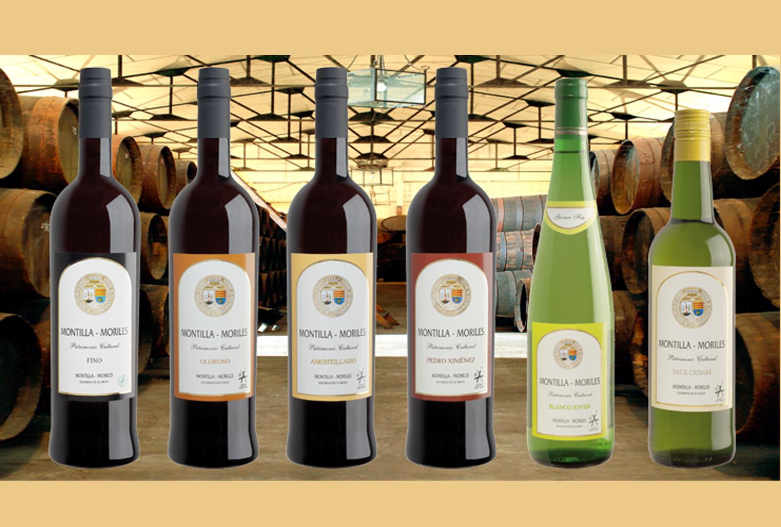 Los vinos de Montilla. Unos vinos diferentes de los jerezanos.