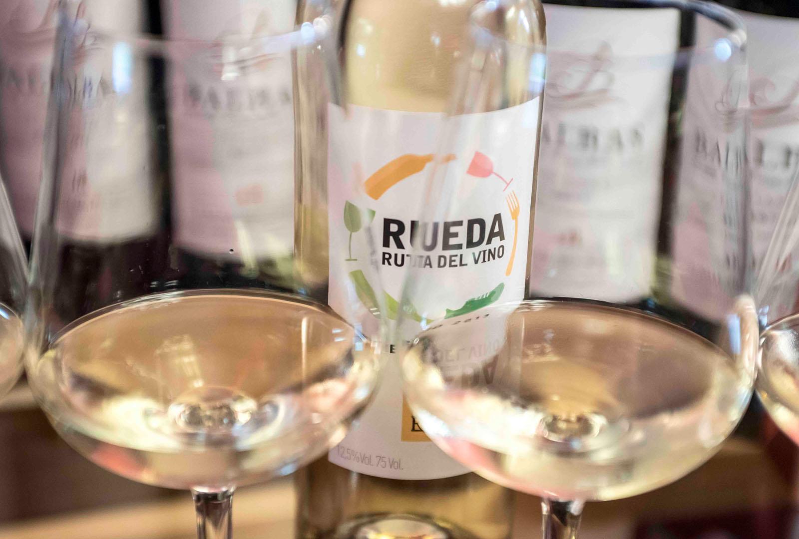 La Ruta del Vino de Rueda acude a la Feria B-Travel de Barcelona.