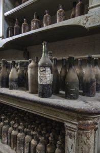 Etiqueta historica Vermouth