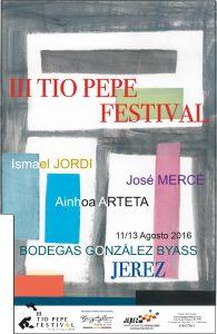 Cartel_Tio_Pepe_Festival