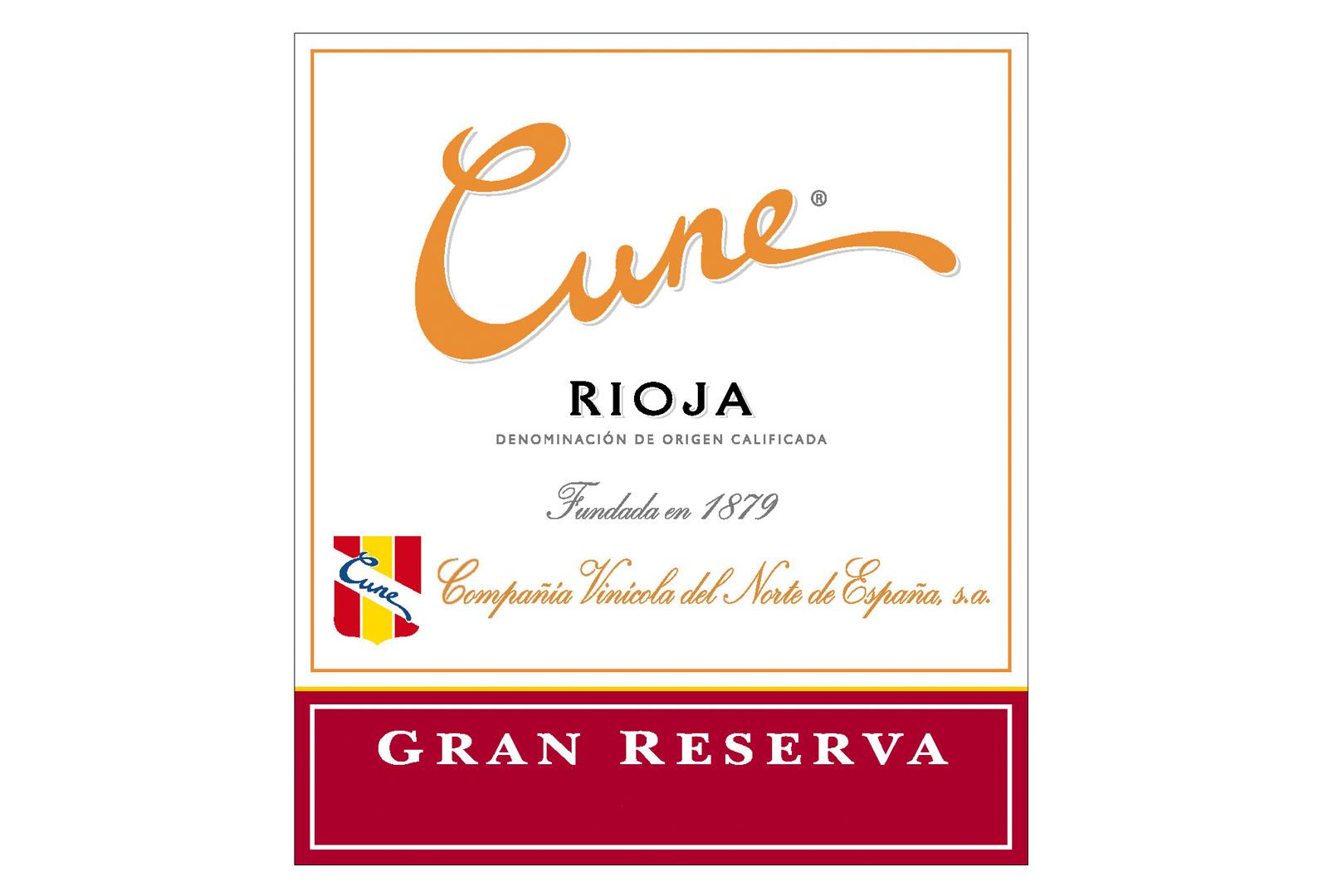 Imperial de Cvne un clásico del vino español.