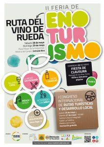 Ruta del Vino de Rueda acoge este fin de semana su II Feria de Enoturismo