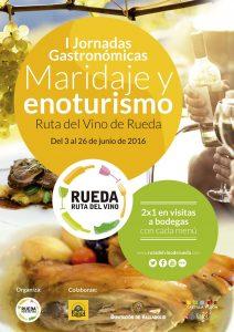 Ruta del Vino de Rueda presenta sus tres principales eventos primaverales