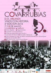 """Covarrubias. Feria """"Vinos con Historia D.O. Arlanza"""""""