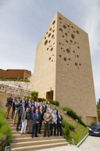 El Consejo Regulador de Ribera del Duero recibe a sus homólogos de Rioja.