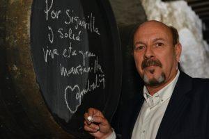 Javier Ruibal. Orden de la Solear