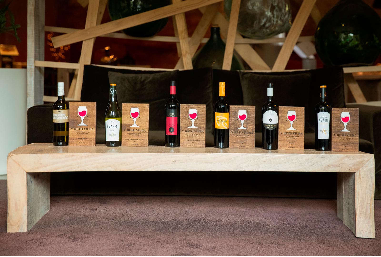 Los mejores vinos de Villabuena de Álava.