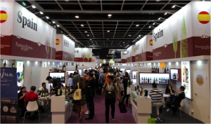 Vinexpo Hong Kong 1