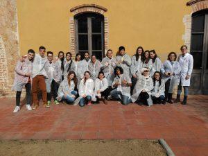 El ICSURO abre sus puertas a estudiantes de las comarcas de Girona.
