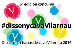 Diseña las chapas de Vilarnau