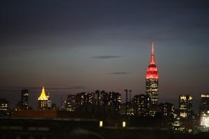 La D.O. Somontano en los cielos de Nueva York