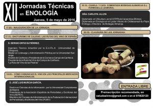 XII Jornadas Técnicas en Enología