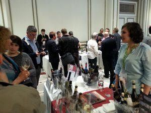 La D.O. Ribeiro participa en la experiencia Verema Madrid