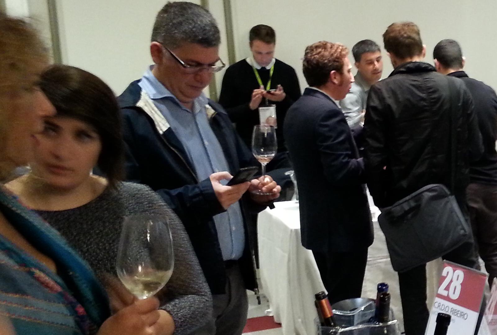La D.O. Ribeiro participa en la experiencia Verema Madrid.