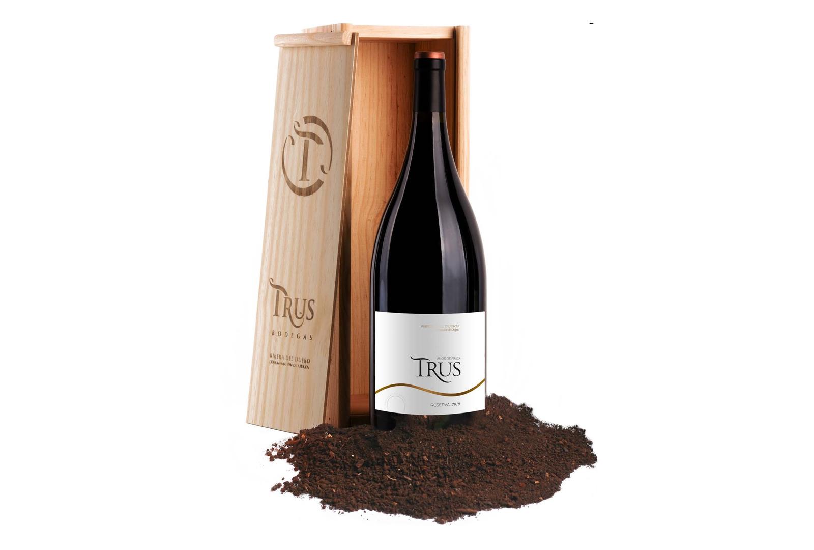 Trus Reserva 2011, un vino redondo y equilibrado.