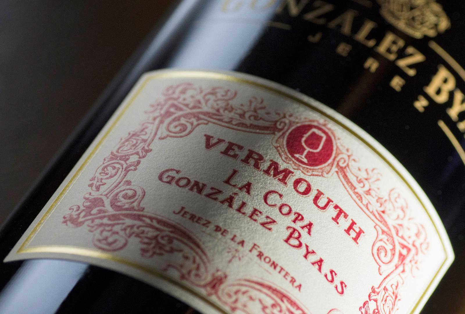 Vermouth La Copa de González Byass.