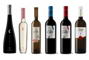 vinos de Bodegas Pagos de Leza