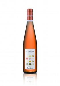 Aurora d'Espiells Rose vinos ecologicos