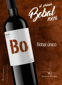 BO, el primer Bobal 100%