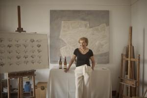 Waltraud Maczassek ha dedicado su vida al arte
