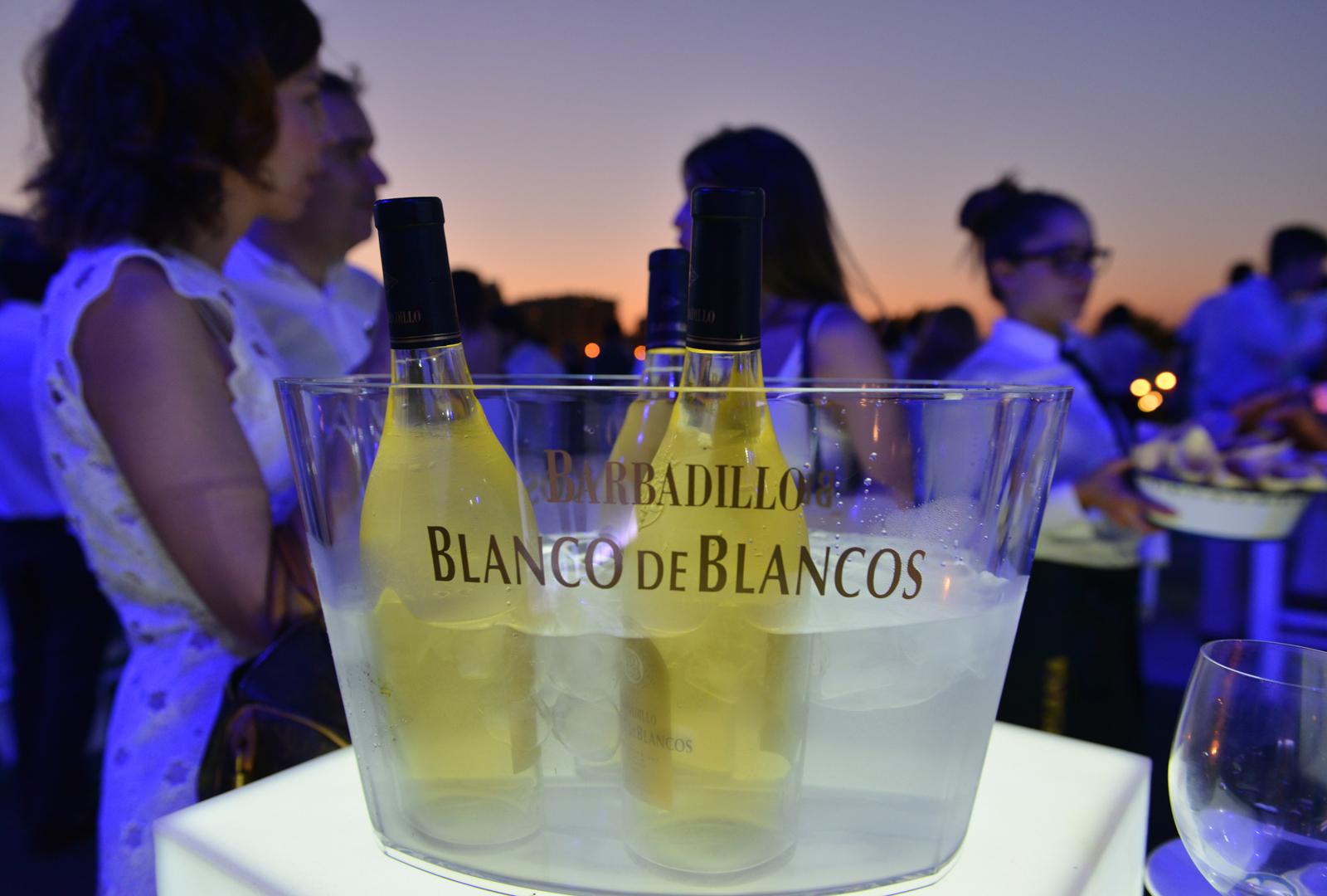 Barbadillo Blanco de Blancos.