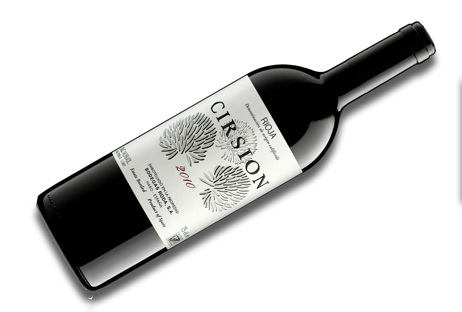 Cirsion campeón en la Cata de los cinco mejores vinos.