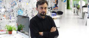 D. Pablo Rodríguez , experto en Internet
