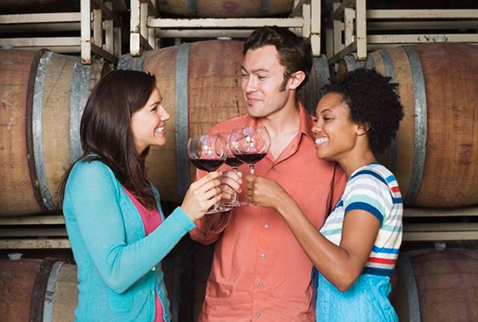 Smithsonian Festival. Ruta del Vino de Rioja Alavesa.