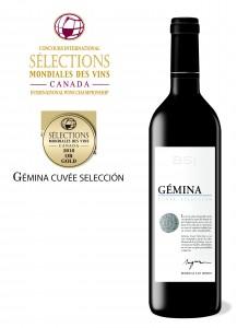 Gemina Cuvee Seleccion vino