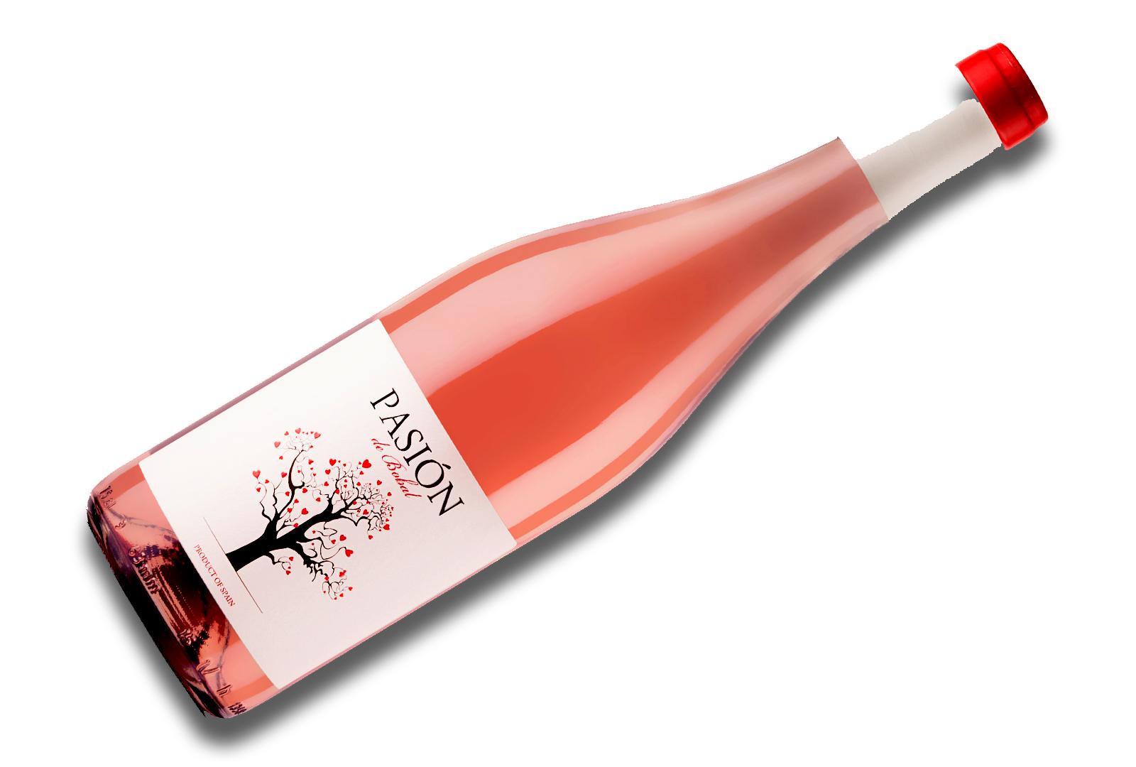 Pasión de Bobal rosado 2015, Oro en Ferevin.