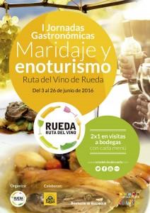 La ruta del vino de rueda celebra sus I Jornadas Gastronómicas