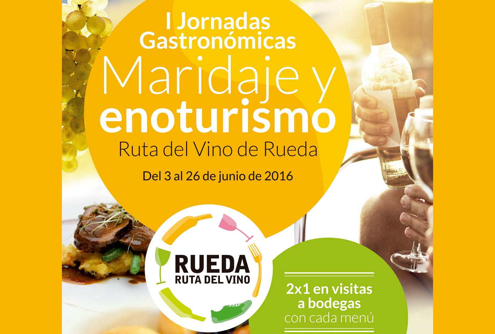 Rueda celebra sus I Jornadas Gastronómicas.