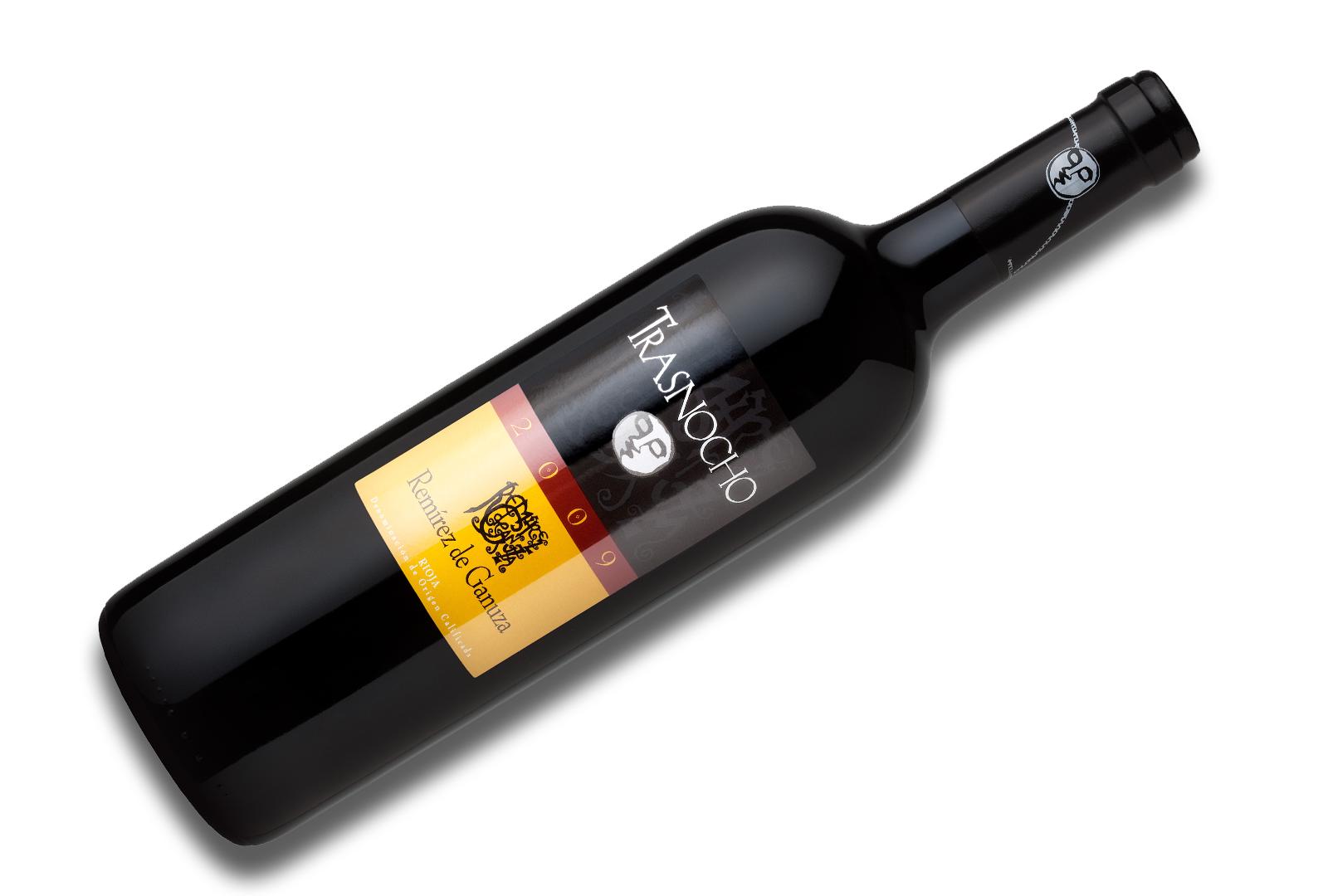 Trasnocho 2009, 95 puntos en Wine Spectator