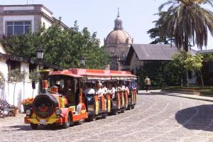 Tren Bodega González Byass